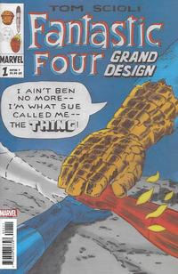 Cover Thumbnail for Fantastic Four: Grand Design (Marvel, 2019 series) #1