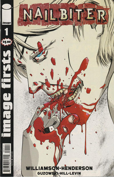 Cover for Image Firsts: Nailbiter (Image, 2014 series) #1