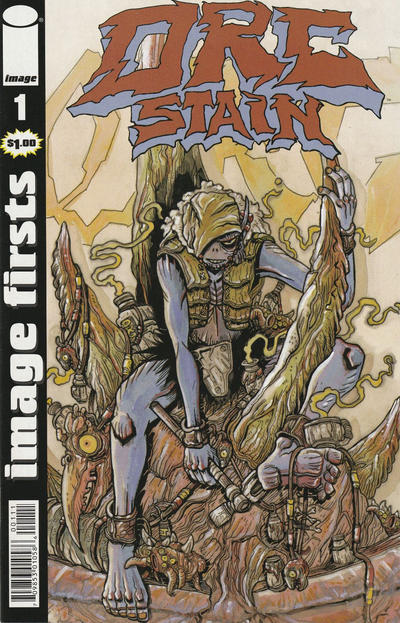 Cover for Image Firsts: Orc Stain (Image, 2011 series) #1