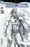 Cover Thumbnail for Batman: Battle for the Cowl (2009 series) #1 [Retailer Incentive Sketch Cover]