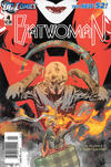 Cover Thumbnail for Batwoman (2011 series) #4 [Newsstand]