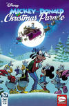 Cover for Mickey and Donald Christmas Parade (IDW, 2015 series) #5