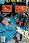Cover Thumbnail for Batman (1940 series) #298 [British]