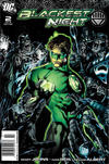 Cover for Blackest Night (DC, 2009 series) #2 [Newsstand]