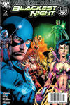 Cover for Blackest Night (DC, 2009 series) #7 [Newsstand]