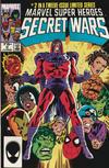 Cover for Marvel Super-Heroes Secret Wars (Marvel, 1984 series) #2 [Direct - Second Printing]