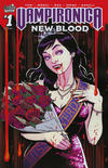 Cover for Vampironica: New Blood (Archie, 2020 series) #1 [Cover C Rebekah Isaacs]