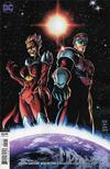 Cover Thumbnail for Green Lantern: Blackstars (2020 series) #2 [Darick Robertson & Diego Rodriguez Variant Cover]
