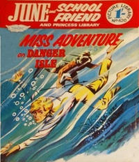 Cover Thumbnail for June and School Friend and Princess Picture Library (IPC, 1966 series) #420
