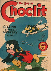 Cover Thumbnail for The Bosun and Choclit Funnies (Elmsdale, 1946 series) #44