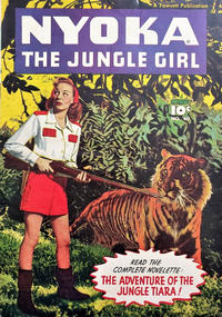 Cover Thumbnail for Nyoka (Anglo-American Publishing Company Limited, 1948 series) #40