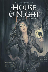 Cover Thumbnail for Legacy: A House of Night (Dark Horse, 2018 series)