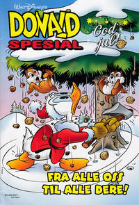 Cover Thumbnail for Donald spesial (Hjemmet / Egmont, 2013 series) #[4/2019]