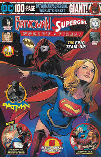Cover Thumbnail for Batwoman / Supergirl: World's Finest Giant (DC, 2019 series) #1 [Direct Market Edition]