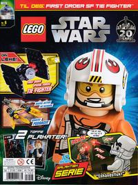 Cover Thumbnail for Lego Star Wars (Hjemmet / Egmont, 2015 series) #6/2019