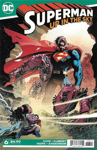 Cover Thumbnail for Superman: Up in the Sky (DC, 2019 series) #6