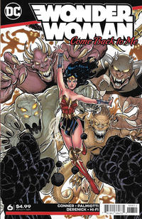Cover Thumbnail for Wonder Woman: Come Back to Me (DC, 2019 series) #6