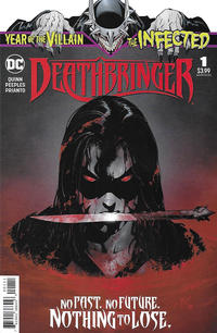 Cover Thumbnail for The Infected: Deathbringer (DC, 2020 series) #1