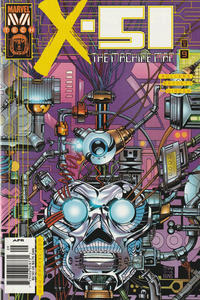 Cover Thumbnail for X-51 (Marvel, 1999 series) #9 [Newsstand]
