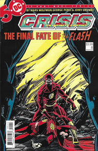Cover Thumbnail for Crisis on Infinite Earths 8 (Facsimile Edition) (DC, 2020 series)