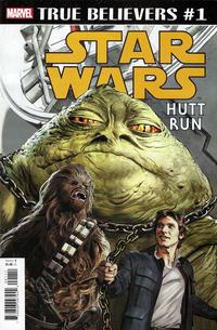 Cover Thumbnail for True Believers: Star Wars - Hutt Run (Marvel, 2020 series) #1
