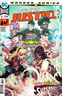 Cover Thumbnail for Young Justice (DC, 2019 series) #11
