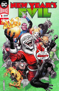 Cover Thumbnail for New Year's Evil (DC, 2020 series)