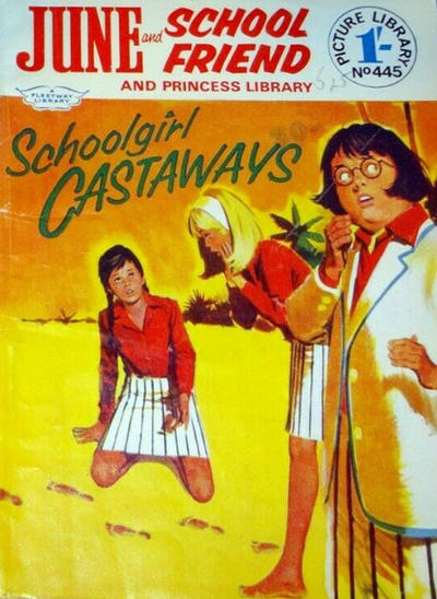 Cover for June and School Friend and Princess Picture Library (IPC, 1966 series) #445