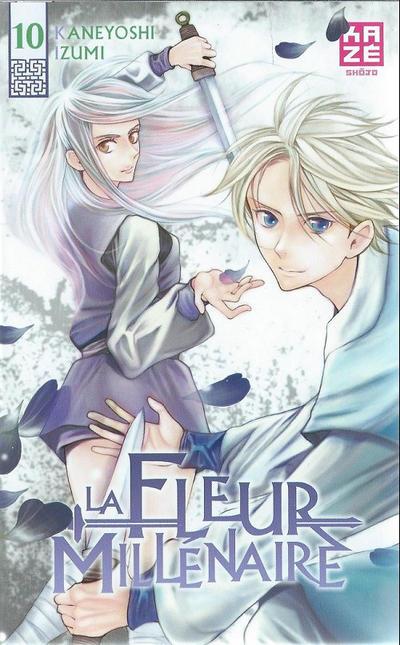 Cover for La fleur Millénaire (Kazé, 2013 series) #10