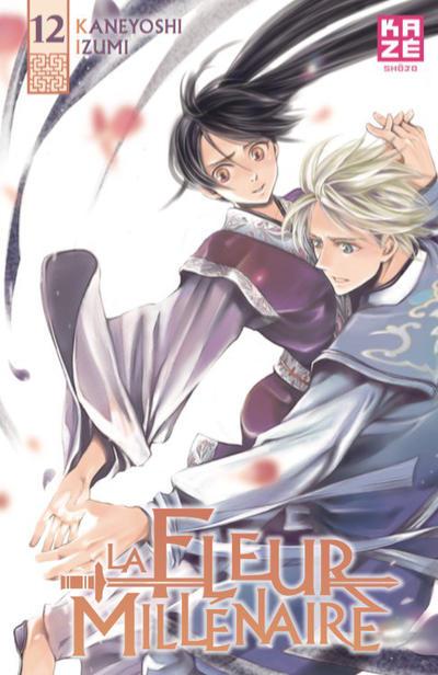 Cover for La fleur Millénaire (Kazé, 2013 series) #12