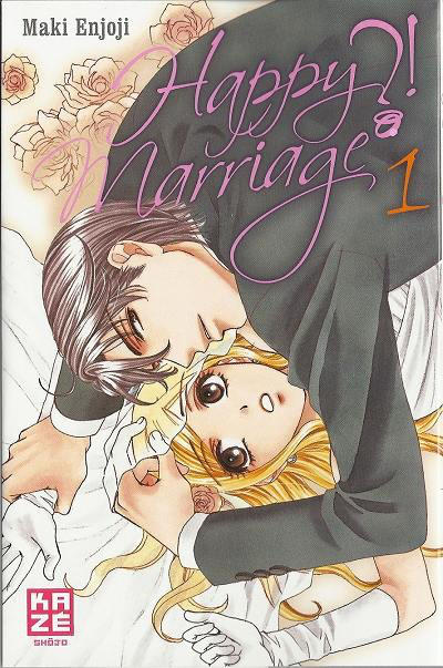 Cover for Happy Marriage?! (Kazé, 2010 series) #1