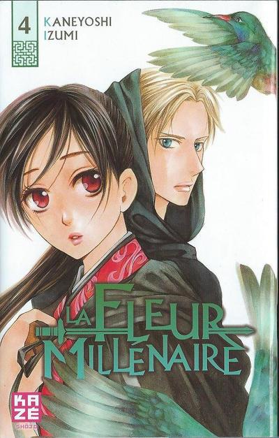 Cover for La fleur Millénaire (Kazé, 2013 series) #4