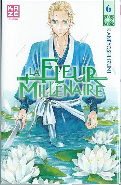 Cover for La fleur Millénaire (Kazé, 2013 series) #6