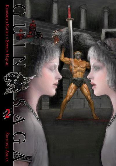 Cover for Guin Saga (Asuka, 2009 series) #2