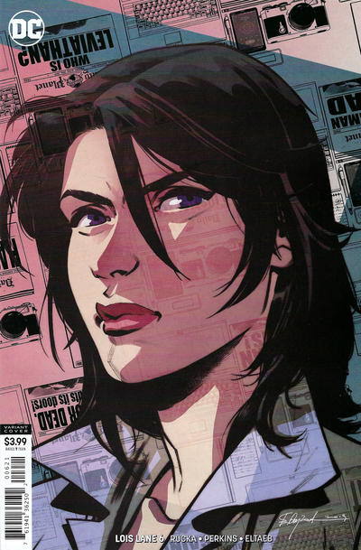 Cover for Lois Lane (DC, 2019 series) #6