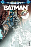 Cover for Batman Rebirth (Urban Comics, 2017 series) #[1 Director's Cut]