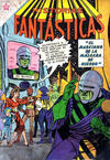 Cover for Historias Fantásticas (Editorial Novaro, 1958 series) #18