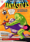 Cover for Historias Fantásticas (Editorial Novaro, 1958 series) #34