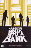 Cover for 4 Kids Walk into a Bank (Black Mask Studios, 2016 series) #5