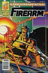 Cover for Firearm (Malibu, 1993 series) #1 [Newsstand]