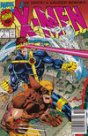 Cover for X-Men (Marvel, 1991 series) #1 [Newsstand Cover C]