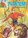 Cover for L'Uomo Mascherato Phantom [Avventure americane] (Edizioni Fratelli Spada, 1972 series) #89