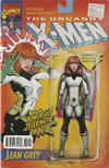 Cover Thumbnail for Uncanny X-Men (2013 series) #600 [John Tyler Christopher Action Figure (Jean Grey)]
