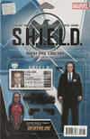Cover Thumbnail for Mockingbird: S.H.I.E.L.D. 50th Anniversary (2015 series) #1 [John Tyler Christopher Action Figure (Agent Phil Coulson)]