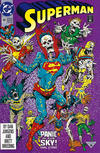 Cover for Superman (DC, 1987 series) #66 [Direct]