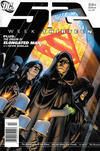 Cover for 52 (DC, 2006 series) #13 [Newsstand]