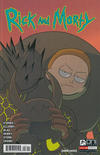 Cover for Rick and Morty (Oni Press, 2015 series) #56 [Cover A]