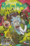 Cover for Rick and Morty (Oni Press, 2015 series) #56 [Cover B]
