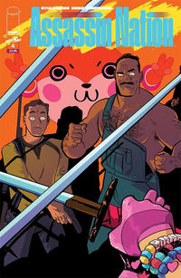 Cover Thumbnail for Assassin Nation (Image, 2019 series) #4