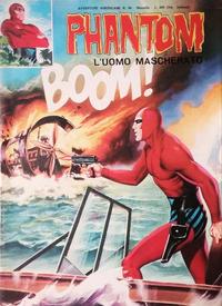 Cover Thumbnail for L'Uomo Mascherato Phantom [Avventure americane] (Edizioni Fratelli Spada, 1972 series) #90